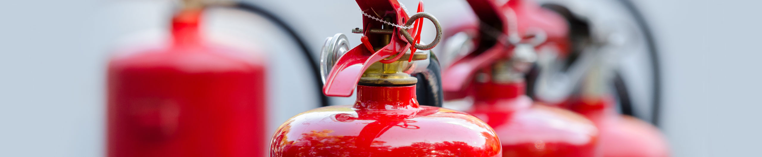 Fire extinguisher service and repair
